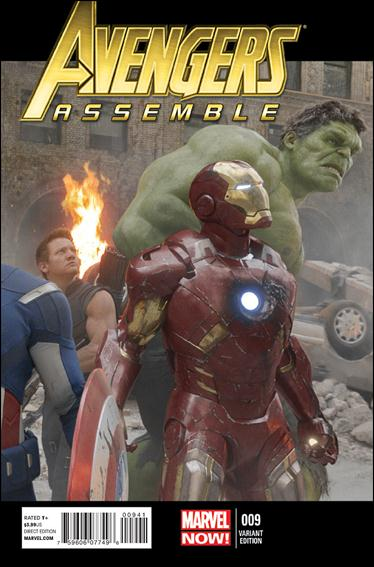 Avengers Assemble (2012) 9-C by Marvel