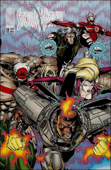 StormWatch (1993) 10-B by Image
