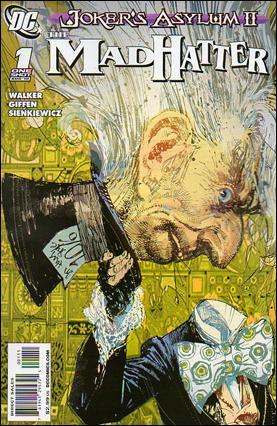 Joker's Asylum II: Mad Hatter 1-A by DC
