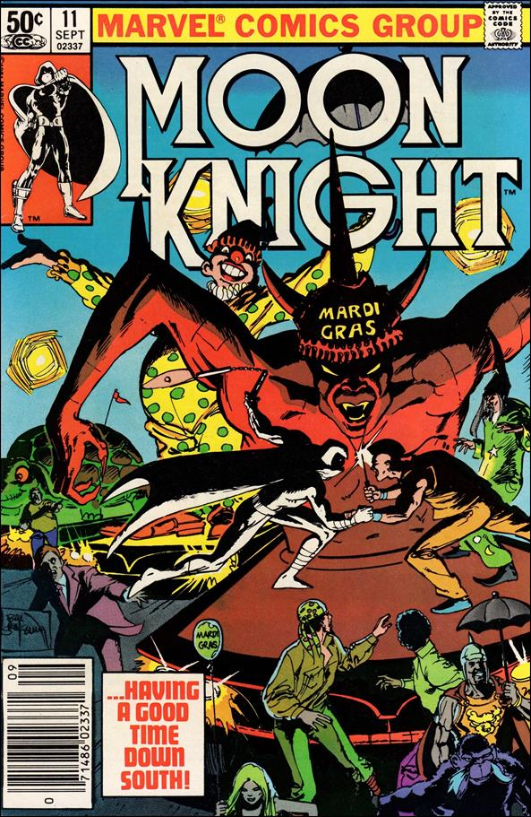 Moon Knight (1980) 11-A by Marvel