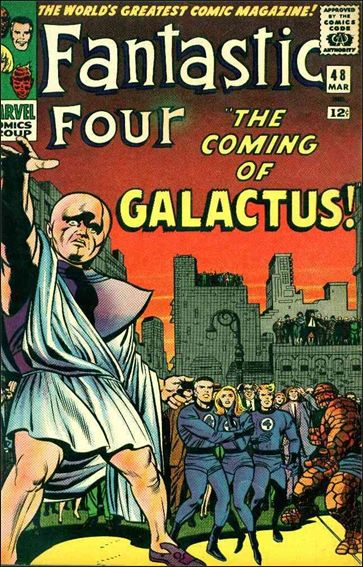 Fantastic Four (1961) 48-A by Marvel