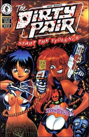 Dirty Pair: Start the Violence 1-A