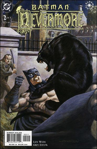 Batman: Nevermore 2-A by DC