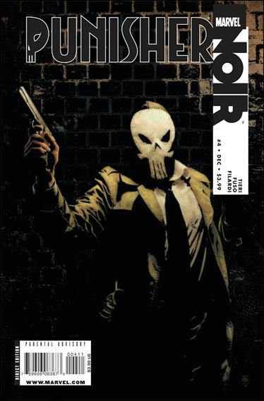 Punisher Noir 4-A by Marvel