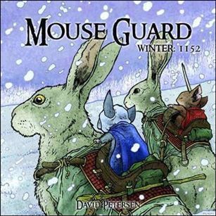 Mouse Guard - Winter 1152 6-A
