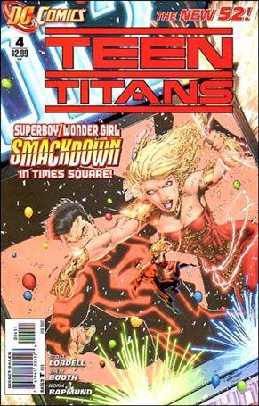 Teen Titans (2011) 4-A