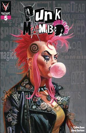 Punk Mambo (2019) 5-A