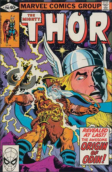 Thor (1966) 294-A by Marvel