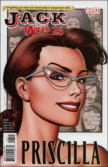 Jack of Fables 26-A by Vertigo