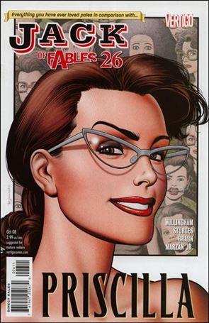 Jack of Fables 26-A