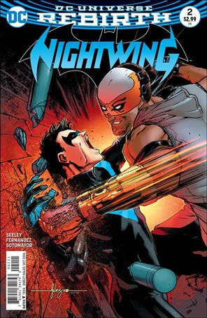 Nightwing (2016) 2-A