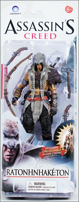 Assassin's Creed III (Series 1) Ratonhnhake:ton by McFarlane Toys