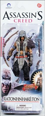 Assassin's Creed III (Series 1) Ratonhnhake:ton