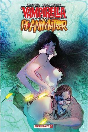 Vampirella vs Reanimator 1-B