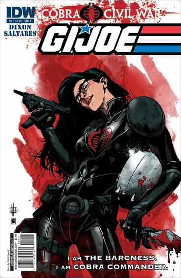 G.I. Joe (2011) 1-A by IDW