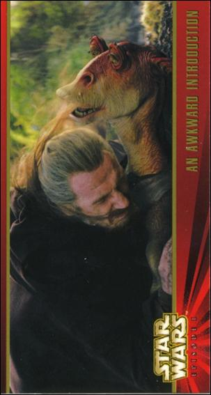 Star Wars: Episode I Widevision: Series 1 (Base Set) 7-A by Topps