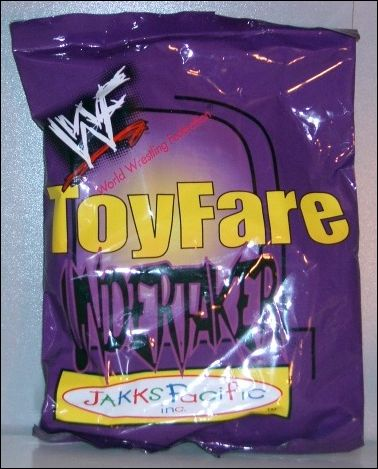 Wizard/Toyfare Magazine Exclusive Figures Undertaker (Toyfare #20 Mailaway) by Wizard Press