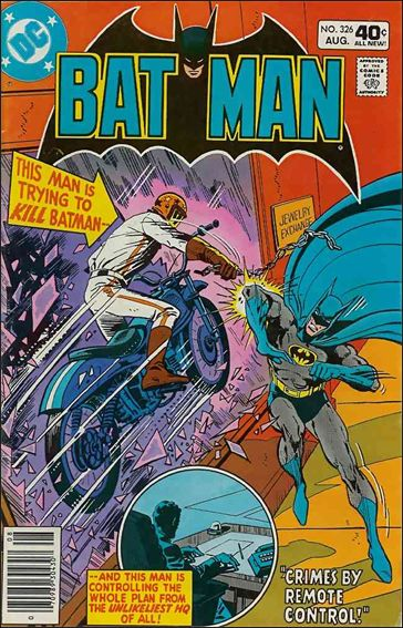 Batman (1940) 326-A by DC
