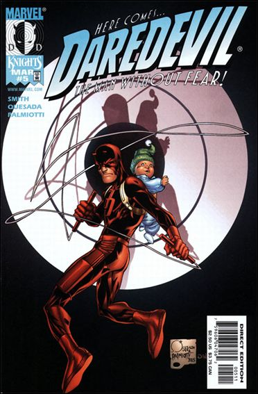 Daredevil (1998) 5-A by Marvel