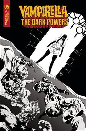 Vampirella: The Dark Powers 5-L