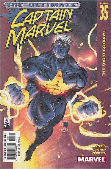 Captain Marvel (1999) 35-A by Marvel