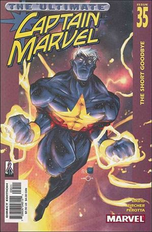 Captain Marvel (1999) 35-A