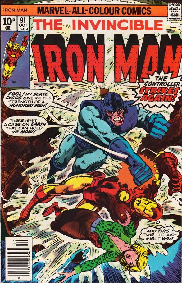 Iron Man (1968) 91-B by Marvel