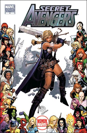 Secret Avengers (2010) 4-B by Marvel