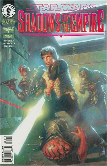 Star Wars: Shadows of the Empire 5-A by Dark Horse