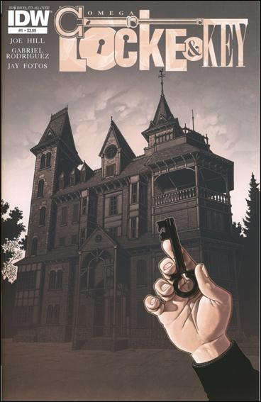 Locke & Key: Omega 1-A by IDW