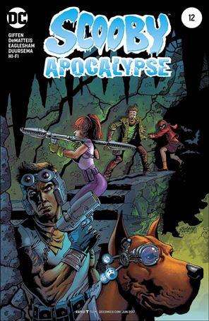 Scooby Apocalypse 12-B