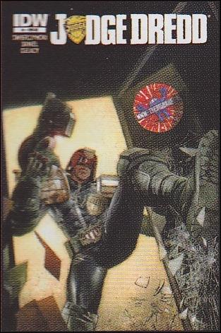 Judge Dredd (2012) 1-LB by IDW