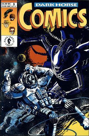 Dark Horse Comics 3-A