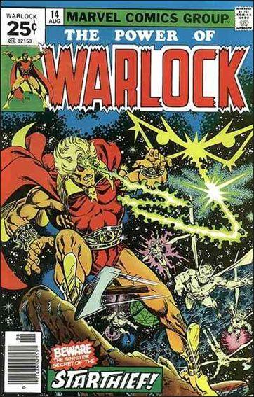 Warlock (1972) 14-A by Marvel