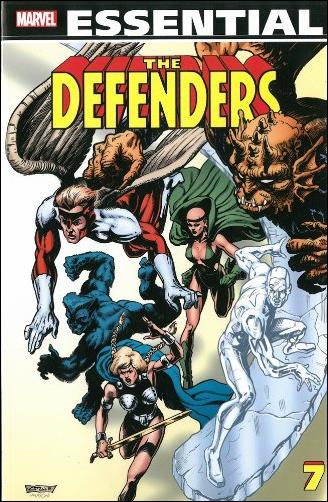 Essential Defenders 7-A by Marvel