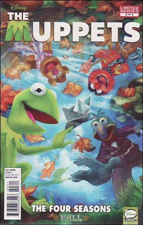Muppets 3-A