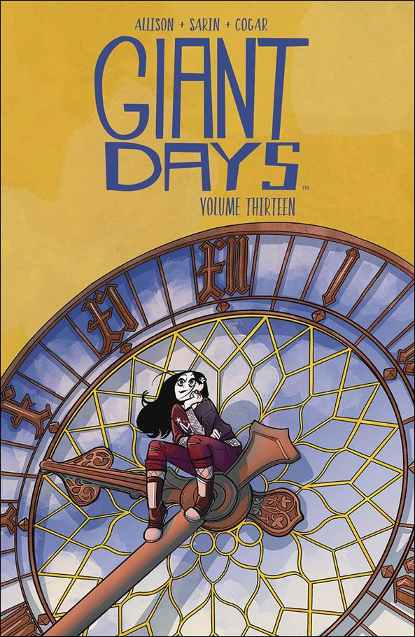 Giant Days 13-A by Boom! Box