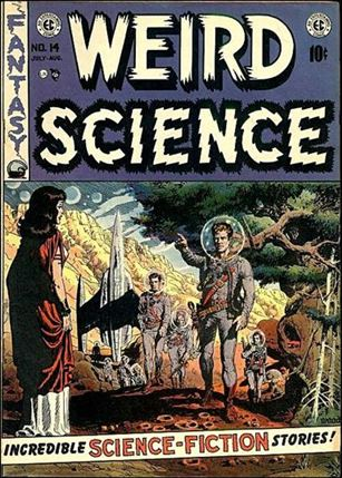 Weird Science (1950) 14-A