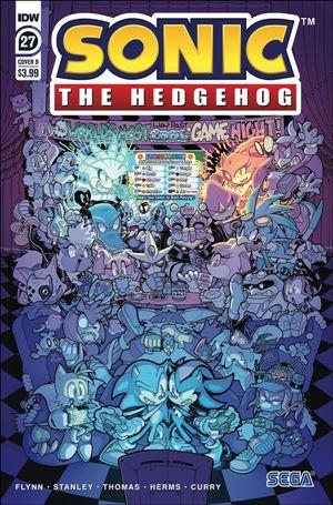Sonic the Hedgehog (2018) 27-B