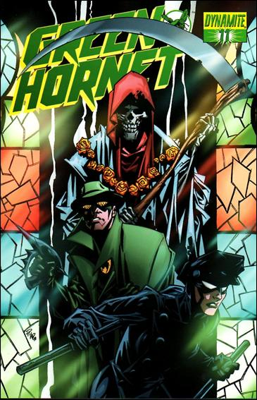 Green Hornet (2010) 11-B by Dynamite Entertainment