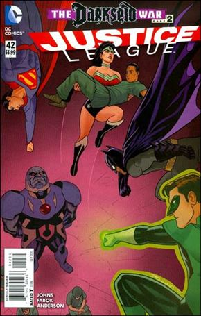 Justice League (2011) 42-C