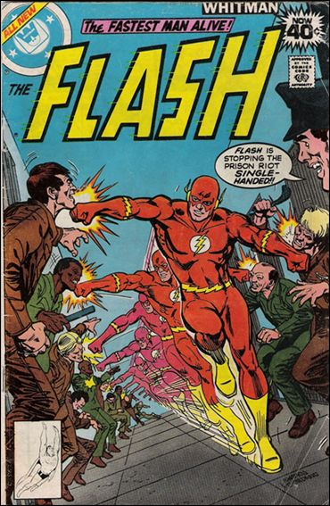 Flash (1959) 273-B by DC