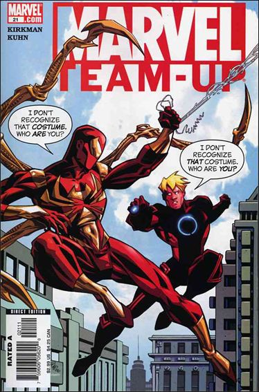 Marvel Team-Up (2005) 21-A by Marvel