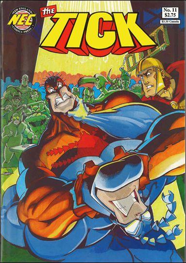 Tick (1988) 11-A by New England Comics Press (NEC / NECP)