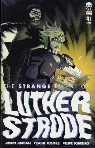 Strange Talent of Luther Strode 4-A by Image