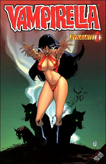 Vampirella (2010) 1-O by Dynamite Entertainment