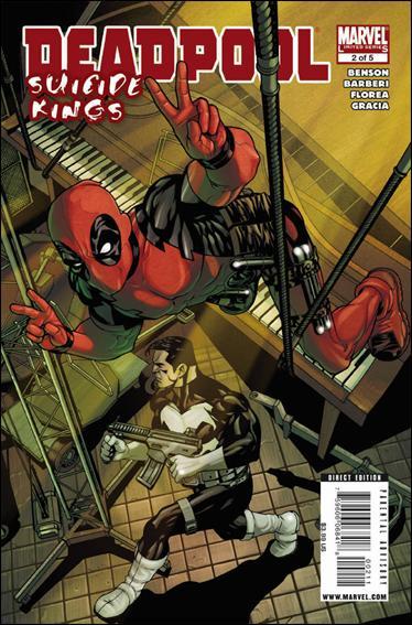 Deadpool 15 Marvel 2009
