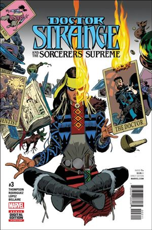 Doctor Strange and the Sorcerers Supreme 3-A