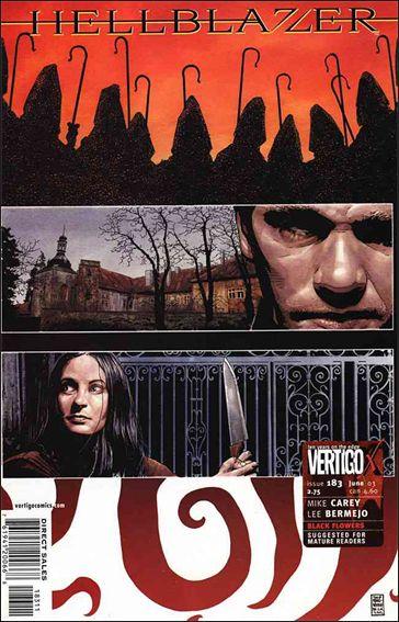 Hellblazer (1988) 183-A by Vertigo