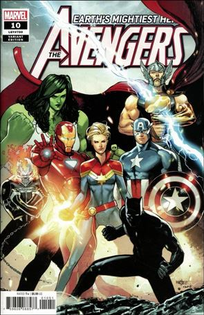 Avengers (2018) 10-F